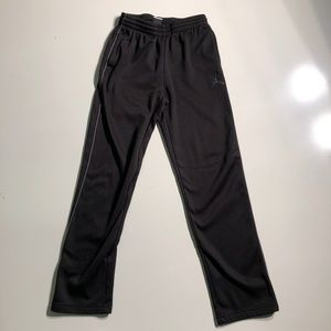 Jordan Boys Black Sweatpants
